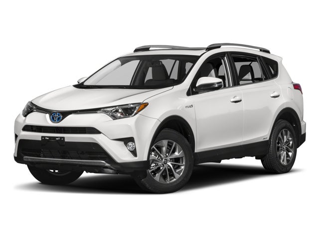 2017 Toyota RAV4 Hybrid XLE % DEALERSHIP NAME serving Angleton