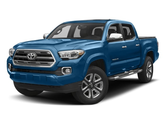 2018 Toyota Tacoma Limited Dealership Name Serving