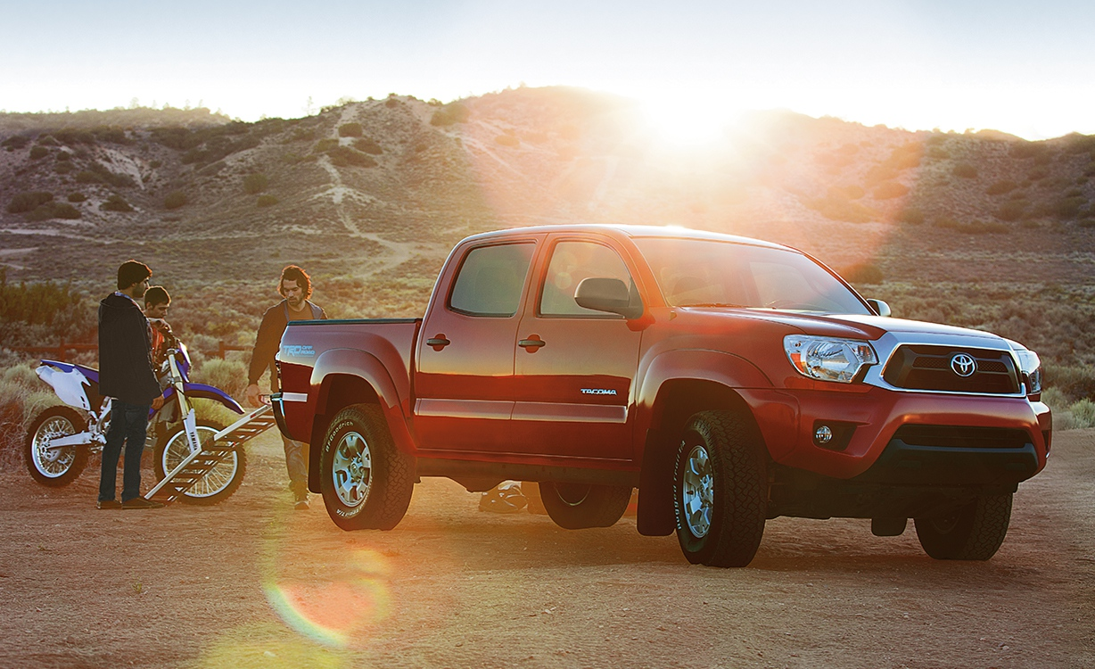 2015 Toyota Tacoma in Angleton is the gold standard