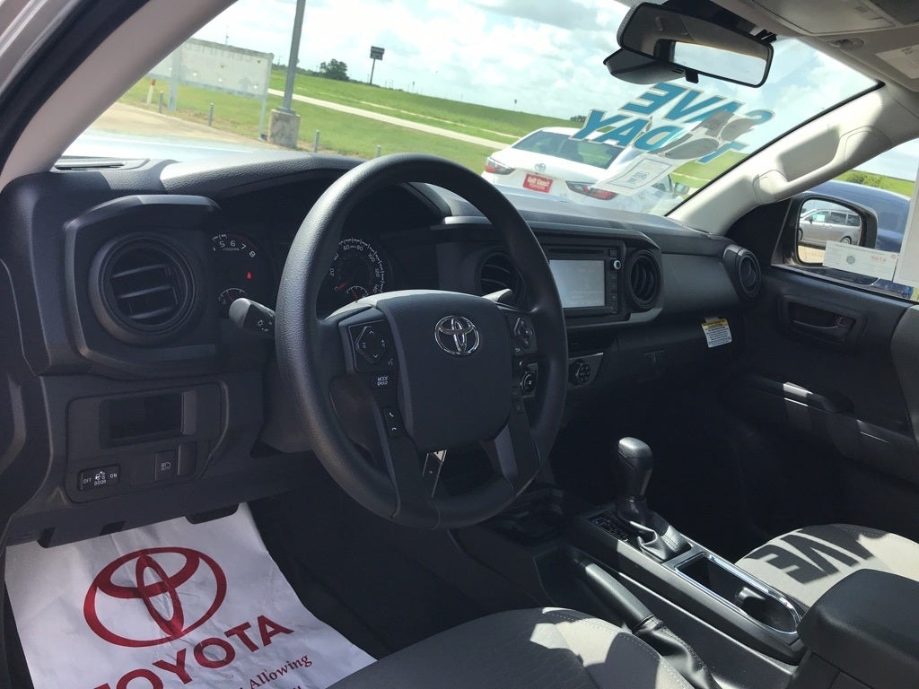 Toyota Tacoma Owners Manual: Adjustable components (seats, mirrors, steering wheel)